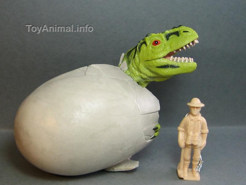 TREX HATCHLING by Safari Ltd// toy dinosaur// Tyrannosaurus Rex// 970409
